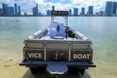 30 ft. Pontoon Pontoon Boat Rental Miami Image 6