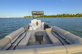 30 ft. Pontoon Pontoon Boat Rental Miami Image 5