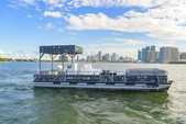 30 ft. Pontoon Pontoon Boat Rental Miami Image 11
