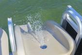 27 ft. Avalon Pontoons 25' Paradise Elite Pontoon Boat Rental Miami Image 3