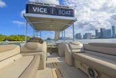 27 ft. Avalon Pontoons 25' Paradise Elite Pontoon Boat Rental Miami Image 8