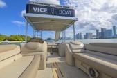 27 ft. Avalon Pontoons 25' Paradise Elite Pontoon Boat Rental Miami Image 9