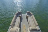 27 ft. Avalon Pontoons 25' Paradise Elite Pontoon Boat Rental Miami Image 5