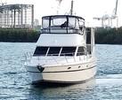 42 ft. Maxum 4100 SCB Flybridge Boat Rental Miami Image 1