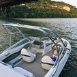 18 ft. Four Winns Boats 180 Horizon Bow Rider Boat Rental Austin Image 2