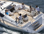 42 ft. Jeanneau Sailboats Sun Odyssey 42DS Cruiser Boat Rental Tampa Image 4
