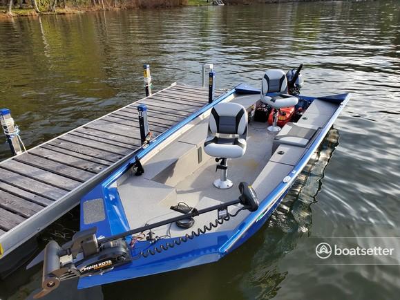 Rent a Alumacraft Boats aluminum fishing in Belgrade, ME near me