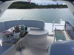 50 ft. Azimut Yachts 46 Flybridge Boat Rental Miami Image 1
