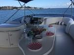 50 ft. Azimut Yachts 46 Flybridge Boat Rental Miami Image 2