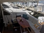 50 ft. Azimut Yachts 46 Flybridge Boat Rental Miami Image 3