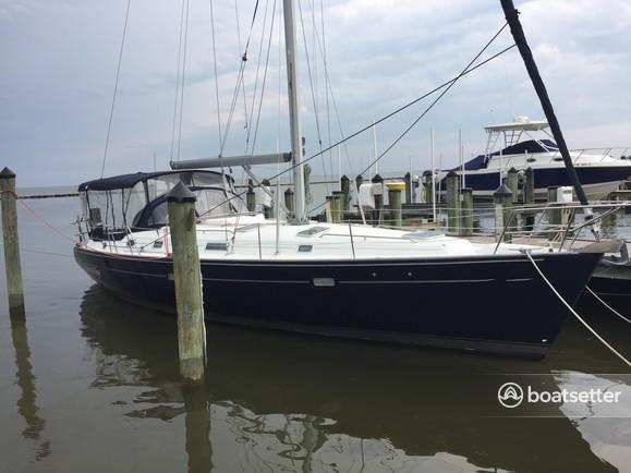 Rent a Beneteau USA cruiser in Chesapeake Beach, MD near me