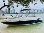23 ft. Yamaha AR230 High Output  Cruiser Boat Rental Miami Image 1