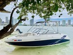 23 ft. Yamaha AR230 High Output  Cruiser Boat Rental Miami Image 6