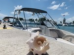 23 ft. Yamaha AR230 High Output  Cruiser Boat Rental Miami Image 4