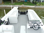 22 ft. Godfrey Marine Sweetwater 2286 FC Triple Tube Pontoon Boat Rental Chicago Image 1