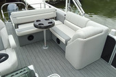 22 ft. Godfrey Marine Sweetwater 2286 FC Triple Tube Pontoon Boat Rental Chicago Image 2