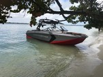 25 ft. Correct Craft Nautique Super Air Nautique G25 Ski And Wakeboard Boat Rental Miami Image 6
