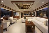 85 ft. Ocean Alexander 85 Mega Yacht Boat Rental Miami Image 11