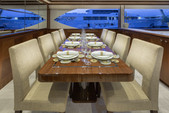 85 ft. Ocean Alexander 85 Mega Yacht Boat Rental Miami Image 13