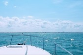 36 ft. Sea Ray Boats 330 Sundancer Cuddy Cabin Boat Rental Daytona Beach  Image 4