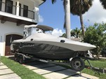 26 ft. MasterCraft Boats X26 Bow Rider Boat Rental Miami Image 8