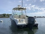22 ft. Hydrasports Boats 2200 Vector VX w/F250 TX Cuddy Cabin Boat Rental Boston Image 1