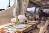 68 ft. Azimut Yachts 74 Solar Cruiser Boat Rental Miami Image 5
