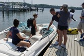 21 ft. Wellcraft 196 Step Lift Bow Rider Boat Rental Washington DC Image 8