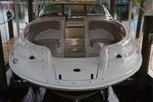 26 ft. Sea Ray Boats 240 Sundeck Bow Rider Boat Rental Fort Myers Image 1