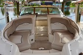 26 ft. Sea Ray Boats 240 Sundeck Bow Rider Boat Rental Fort Myers Image 2
