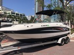 23 ft. Hurricane Boats SD 2200 Bow Rider Boat Rental Miami Image 5