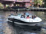 23 ft. Hurricane Boats SD 2200 Bow Rider Boat Rental Miami Image 2
