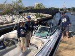 23 ft. Hurricane Boats SD 2200 Bow Rider Boat Rental Miami Image 1