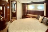 65 ft. princess V65 Express Cruiser Boat Rental Miami Image 5