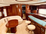 65 ft. princess V65 Express Cruiser Boat Rental Miami Image 6