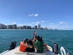 32 ft. Monterey Boats 328SS Express Cruiser Boat Rental Miami Image 10
