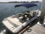 19 ft. Sea Ray Boats 185 4-Stroke  Runabout Boat Rental San Diego Image 4