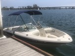 19 ft. Sea Ray Boats 185 4-Stroke  Runabout Boat Rental San Diego Image 3