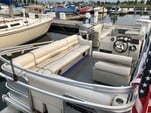 28 ft. Harris FloteBote 280 Heritage Pontoon Boat Rental Chicago Image 6