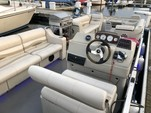 28 ft. Harris FloteBote 280 Heritage Pontoon Boat Rental Chicago Image 7