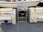 28 ft. Harris FloteBote 280 Heritage Pontoon Boat Rental Chicago Image 9