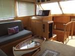 42 ft. 58' Camargue DCMY Motoryacht  Motor Yacht Boat Rental Seattle-Puget Sound Image 7