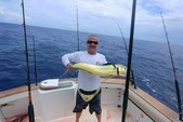 38 ft. Out Island Sport Yacht 38' Express Fisherman Offshore Sport Fishing Boat Rental West Palm Beach  Image 12