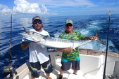 38 ft. Out Island Sport Yacht 38' Express Fisherman Offshore Sport Fishing Boat Rental West Palm Beach  Image 17