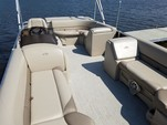 21 ft. Avalon Pontoons 22' LSZ Cruise (Burgundy) Pontoon Boat Rental Rest of Northeast Image 4