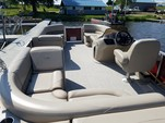 21 ft. Avalon Pontoons 22' LSZ Cruise (Burgundy) Pontoon Boat Rental Rest of Northeast Image 5