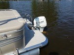 21 ft. Avalon Pontoons 22' LSZ Cruise (Burgundy) Pontoon Boat Rental Rest of Northeast Image 6