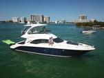 55 ft. Sea Ray Boats 500 Sundancer (Zeus Drive) Cruiser Boat Rental Miami Image 48