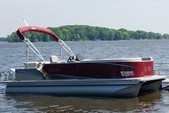 21 ft. Avalon Pontoons 22' LSZ Cruise (Burgundy) Pontoon Boat Rental Rest of Northeast Image 7