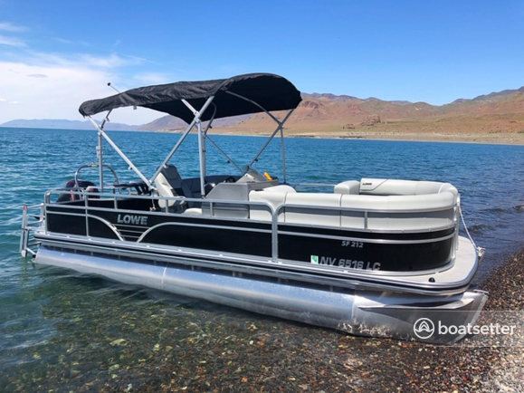 Rent a Other pontoon in Tahoe City, CA near me